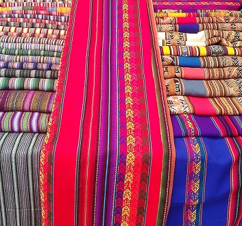 Peru, Sacred Valley, Pisac Village Market