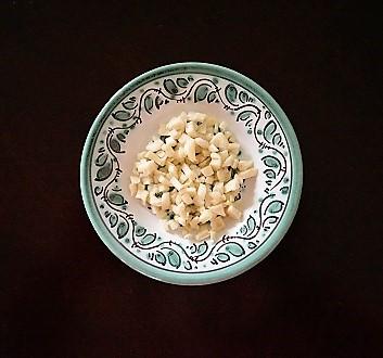 Chopped Garlic