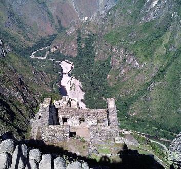 Peru, Wayna Picchu Hike