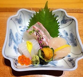Japan, Sashimi