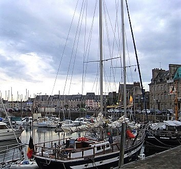 France, Brittany, Paimpol