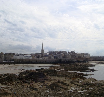France, Brittany, Saint-Malo