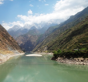 China, Tiger Leaping Gorge