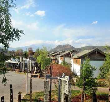 China, Lijiang, Intercontinental Lijiang Ancient Town Resort