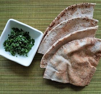 Lebanese Bread, Parsley
