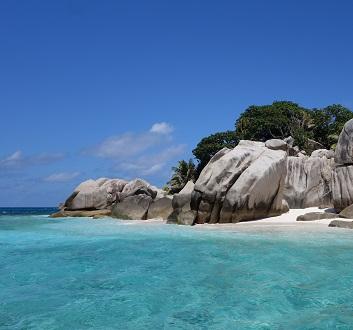 Seychelles, Cocos Islet
