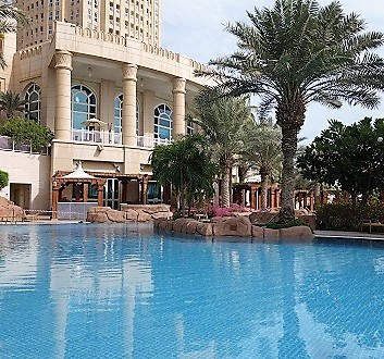 Qatar, Doha, Four Seasons Hotel Doha