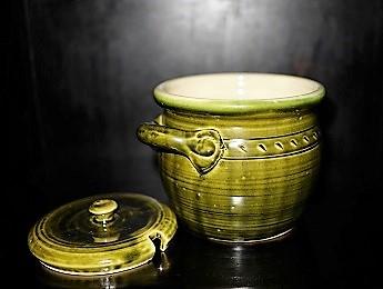 Poland, Ceramic Casserole