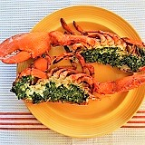 Breton Lobster with Herb Butter