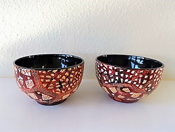 Vietnam, Decorative Bowls