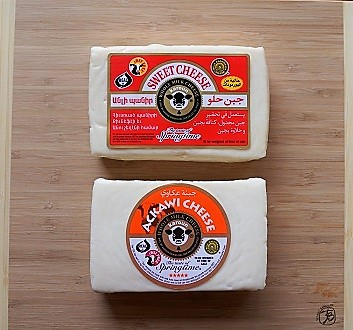 Sweet Cheese, Ackawi Cheese