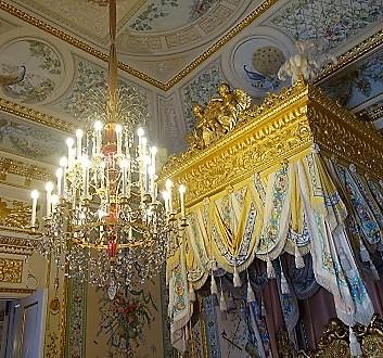Russia, Saint Petersburg, Pavlovsk Palace & Park