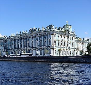 Russia, Saint Petersburg, State Hermitage Museum