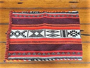 Kuwait, Hand-Woven Pillow Case
