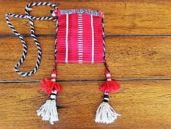 Kuwait, Hand-Woven Handbag