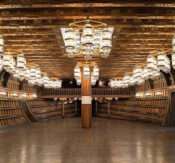 Kuwait, Kuwait City, Al Hashmi II, Abdul Husain Madafi Ballroom