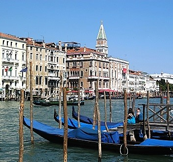 Italy, Venice, Grand Canal