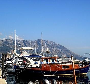 Montenegro, Budva Riviera