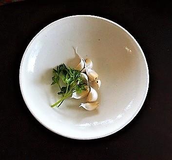 Garlic, Parsley