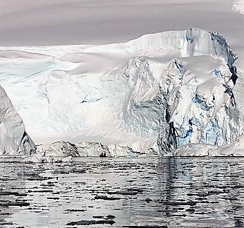 Antarctica, Hidden Bay
