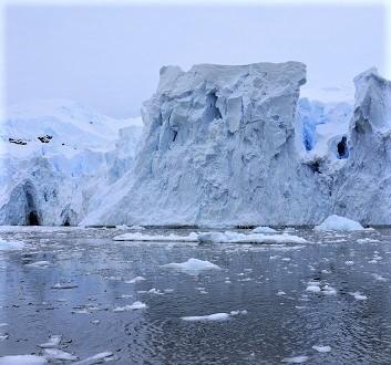 Antarctica, Paradise Harbour