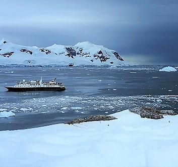 Antarctica, Neko Harbour