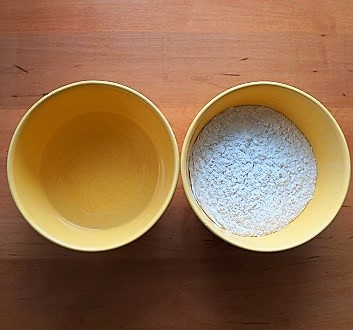 Flour, Water