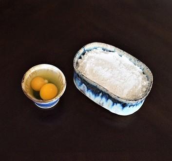 Eggs, Flour