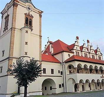 Slovakia, Levoča, Town Hall