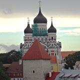 Baltic States, Estonia, Tallinn, Alexander Nevsky Cathedral