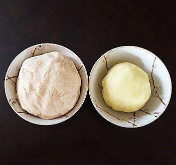 Pommes de Terre Râpées & Purée de Pommes de Terre