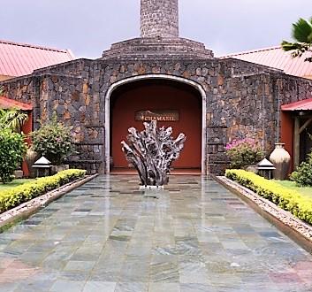 Africa, Mauritius, Rhumerie de Chamarel