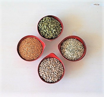 Seeds, Grains