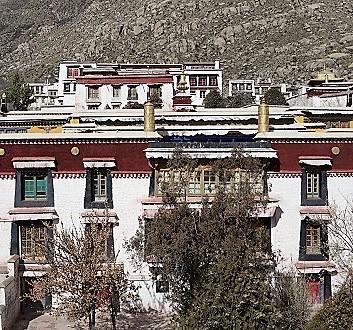 China, Tibet, Drepung Monastery