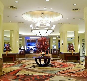 China, Harbin, Shangri-La Hotel, Harbin