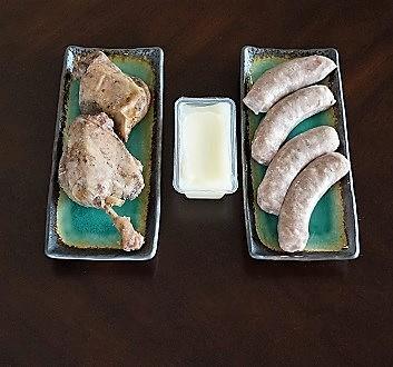 Duck Legs Confit, Duck Fat, Toulouse Sausage