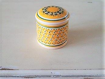 Czech Republic, Ceramic Jar by Juraj Vanya