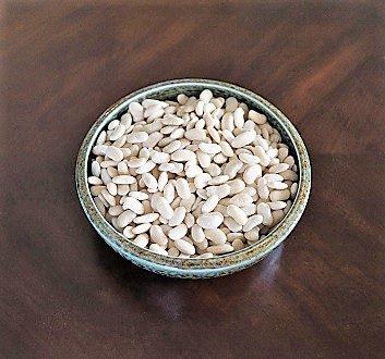 Soaked Beans (Haricot Tarbais)