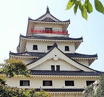 Japan, Kyushu, Karatsu Castle