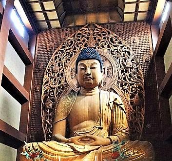 Japan, Kyushu, Fukuoka, Tocho-Ji Temple
