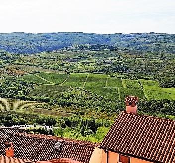 Croatia, Istria, Motovun