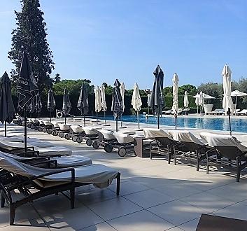 Slovenia, Istria, Kempinski Palace Portorož Istria, Slovenia