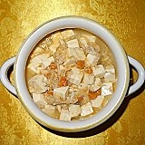 Crab Roe Tofu