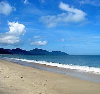 Malaysia, Penang, Batu Ferringhi Beach