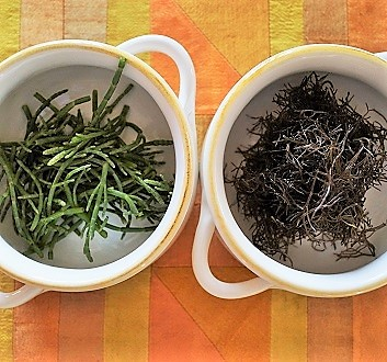 Sea Asparagus, Ogo Seaweed