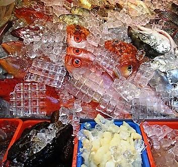 Malaysia, Penang, Seafood