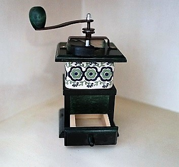 Poland, Coffee Grinder