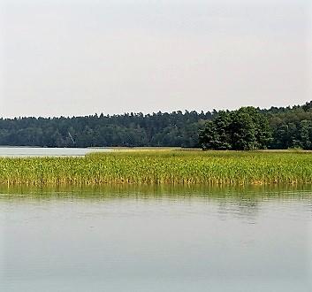Poland, Augustów, Lakes