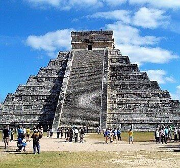 Mexico, Riviera Maya, Chichen Itza