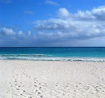 墨西哥, 里维埃拉玛雅, 沙滩